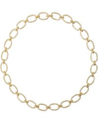 Irene Neuwirth - Oval-link Necklace - Lyst