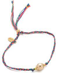 Shashi - Dita Ball Bracelet - Lyst
