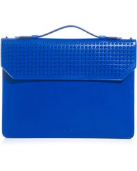 Christian Louboutin - Alexis Spike Document Holder - Lyst
