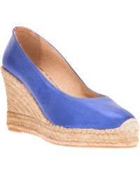 Penelope Chilvers - Wedge Espadrille - Lyst