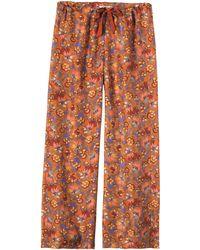 Toast - Antonia Silk Pyjama Trousers - Lyst 72ef98a88