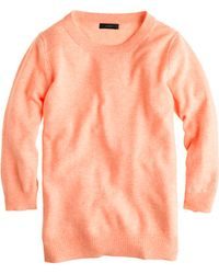 J.Crew Collection Cashmere Tippi Sweater - Lyst