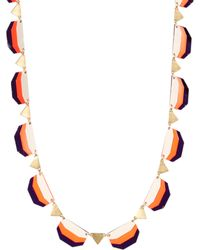 ASOS Collection Limited Edition Geo Triangle Collar Necklace - Lyst