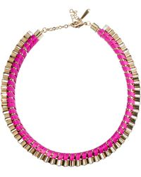 John & Pearl - Anna Necklace - Lyst