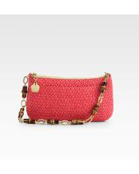 Eric Javits | Bulu Woven Straw Shoulder Bag | Lyst