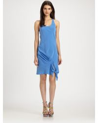 Rebecca Minkoff Topez Dress - Blue