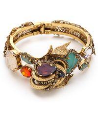 Erickson Beamon - Garden Party Bracelet - Lyst