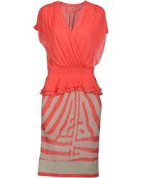 Giambattista Valli Short Dresses - Lyst