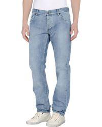 Prada Denim Pants - Blue