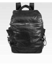 Alexander Wang Wallie Backpack - Black