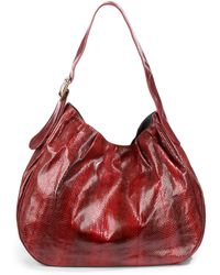 Beirn | Tina Water Snake Hobo | Lyst