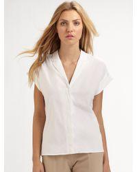 Piazza Sempione Cotton Shirt - Lyst