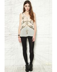 Free People Womens Lightweight Stretch Skinny - Lyst