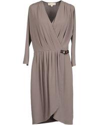 MICHAEL Michael Kors Short Dresses - Lyst