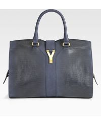 Saint Laurent Chyc Medium Eastwest Top Handle Bag - Lyst