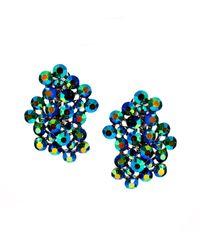 ASOS - Magic Cluster Earring - Lyst