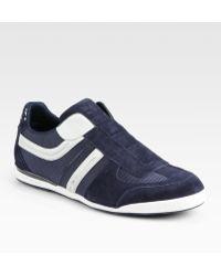 BOSS Orange - Keelo I Slipon Sneakers - Lyst