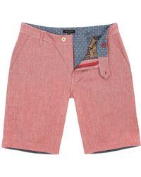 Ted Baker Gellert Shorts - Red