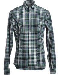 Burberry Brit Long Sleeve Shirts - Lyst