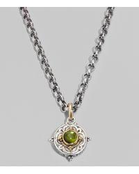 Konstantino Peridot Enhancer - Metallic