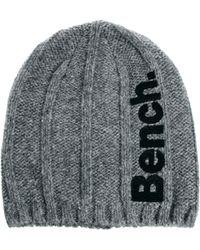 Bench Beanie - Grey