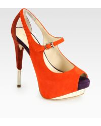 Boutique 9 | Nickeya Mary Jane Platform Pumps | Lyst