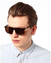 CALVIN KLEIN 205W39NYC - Ck Jeans Wayfarer Sunglasses - Lyst
