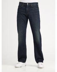 Lacoste Casualfit Jeans - Blue