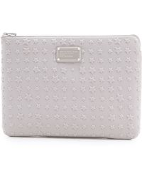 Marc By Marc Jacobs Reluctant Stars Neoprene 13 Computer Case - Gray