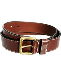 Pepe Jeans - Pepe Leather Belt - Lyst