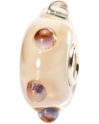 Trollbeads - Glass Moonstone Bead - Lyst