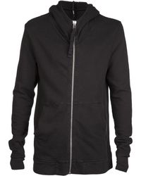 Silent - Damir Doma Thevetiana Hoodie black - Lyst