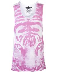 Sons Of Heroes Pink Panther Vest - Lyst