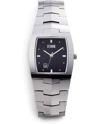 Storm - Tungsten Datefunction Watch - Lyst