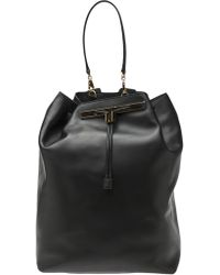 The Row Backpack - Black