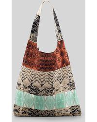 Twelfth Street Cynthia Vincent - Pueblo Blanket Shopper Bag - Lyst