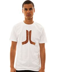 Wesc The Wooden Icon Tee - Lyst