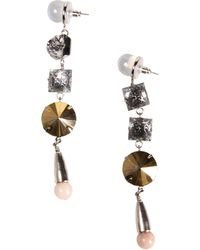 Fenton Earrings - Lyst