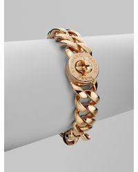 Marc By Marc Jacobs Turnlock Bracelet - Lyst