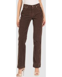 Anna Sui | Casual Pants | Lyst