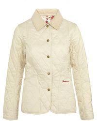 Barbour - Printed Summer Liddesdale Quilt Jacket - Lyst