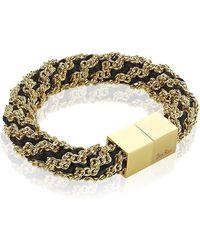 Bex Rox - Gina Twisted Bracelet - Lyst