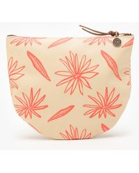 Falconwright - Clamshell in Ivory Pink Pouch - Lyst