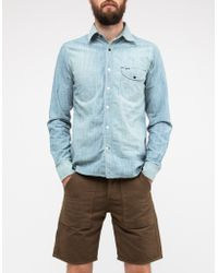 Rogue Territory The Kilgore Work Shirt - Lyst
