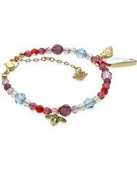 Swarovski - Tilly Dragonfly Bracelet - Lyst
