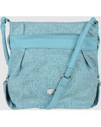 Capoverso Large Fabric Bag - Lyst