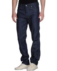 Cheap Monday Denim Pants - Lyst