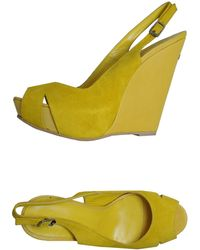 CoSTUME NATIONAL - Wedges - Lyst