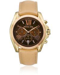 Michael Kors Chronograph Watch - Lyst