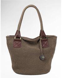 The Sak Cambria Crochet Tote Bag - Lyst